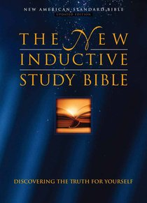 NASB New Inductive Study Indexed