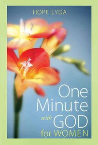 One-Minute With God For Women