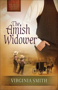The Amish Widower (#04 in The Men Of Lancaster County Series)