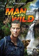 Season 4 (#04 in Man Vs Wild Dvd Series)