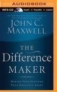 The Difference Maker (Mp3)