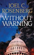 Without Warning (Unabridged, 12 CDS) (#03 in J B Collins Audio Series)