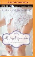 A All Dressed Up in Love, - March Wedding Story (Unabridged, MP3) (#04 in Year Of Wedding Story Novella Series Audio)