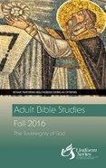Adult Bible Studies Fall 2016 Student (Large Print)