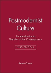Postmodernist Culture (2nd Edition)