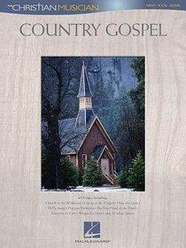 Country Gospel (Music Book) (Christian Musician Series)