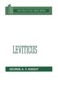 Leviticus (Daily Study Bible Old Testament Series)