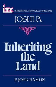 Itc Joshua (International Theological Commentary Series)