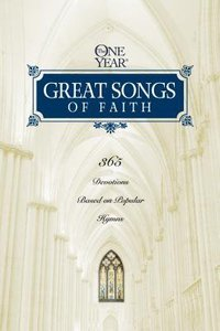 Great Songs of Faith (One Year Series)