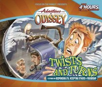 Twists and Turns (#23 in Adventures In Odyssey Audio Series)
