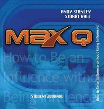 Max Q Student Journal