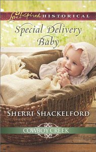 Special Delivery Baby (Cowboy Creek) (Love Inspired Series Historical)