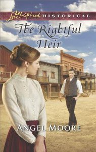 The Rightful Heir (Love Inspired Series Historical)