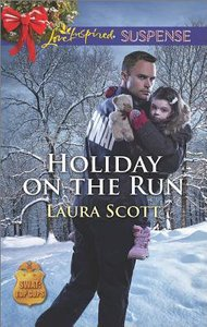Holiday on the Run (Swat: Top Cops) (Love Inspired Suspense Series)