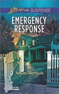 Emergency Response (First Responders) (Love Inspired Suspense Series)