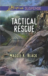 Tactical Rescue (Love Inspired Suspense Series)