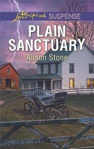 Plain Sanctuary (Love Inspired Suspense Series)