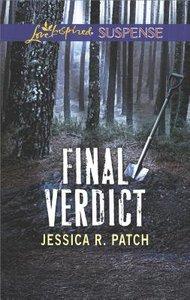 Final Verdict (Love Inspired Suspense Series)