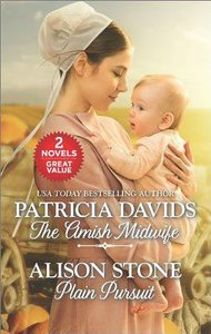 Amish Midwife, the & Plain Pursuit (Love Inspired Series Classic)