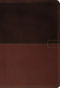 NKJV Know the Word Study Bible Brown Caramel