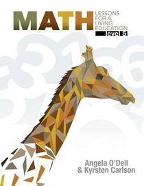 Math Level 5 (#5 in Lessons For A Living Education Series)