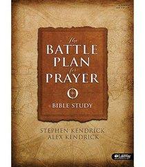 Battle Plan For Prayer ( Leader Kit)
