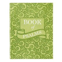Book of Psalms (Lime Green Luxleather) (Pocket Inspirations Series)