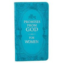 Promises From God For Women (Turquoise)