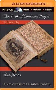 The Book of Common Prayer (Unabridged, Mp3)