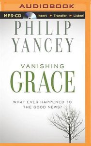 Vanishing Grace (Unabridged, Mp3)