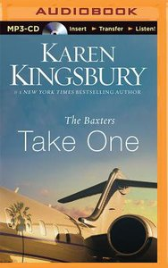 Baxters Take One (Unabridged, MP3) (#01 in Above The Line Audiobook Series)