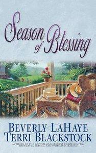 Season of Blessing (Unabridged, 10 CDS) (#04 in Cedar Circle Seasons Audio Series)