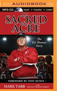 The Sacred Acre (Unabridged, Mp3)