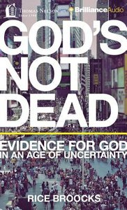 Gods Not Dead (Unabridged, 6 Cds)