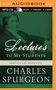 Lectures to My Students (Unabridged, Mp3)