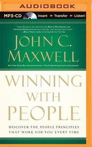 Winning With People (Unabridged, Mp3)
