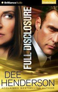 Full Disclosure (Unabridged, 12 Cds)