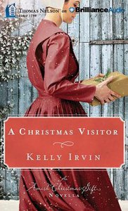 A Christmas Visitor (Unabridged, 2 Cds)