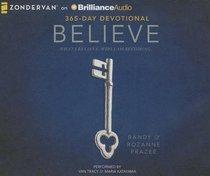 Believe Devotional (Unabridged, 11 Cds)