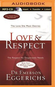 Love & Respect (Unabridged, Mp3)