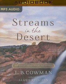 Streams in the Desert (Unabridged, Mp3)