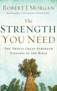 The Strength You Need (Unabridged, 5 Cds)