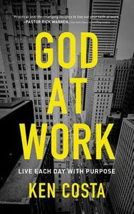 God At Work (Unabridged, 8 Cds)