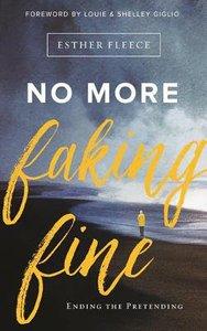 No More Faking Fine (Unabridged, 5 Cds)