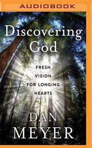 Discovering God (Unabridged, Mp3)