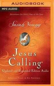 Jesus Calling (Unabridged, MP3) (& Expanded Edition)