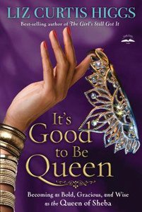Its Good to Be Queen (Large Print)