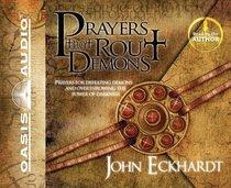 Prayers That Rout Demons (Unabridged, 3 Cds)