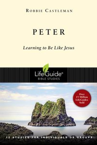 Peter (Lifeguide Bible Study Series)