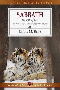 Sabbath (Lifeguide Bible Study Series)
